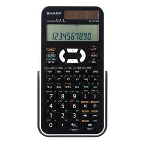 Calculatrice EL-531XGB-WH