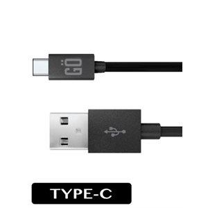 Câble TYPE-C 5' Charge et Sync - Noir